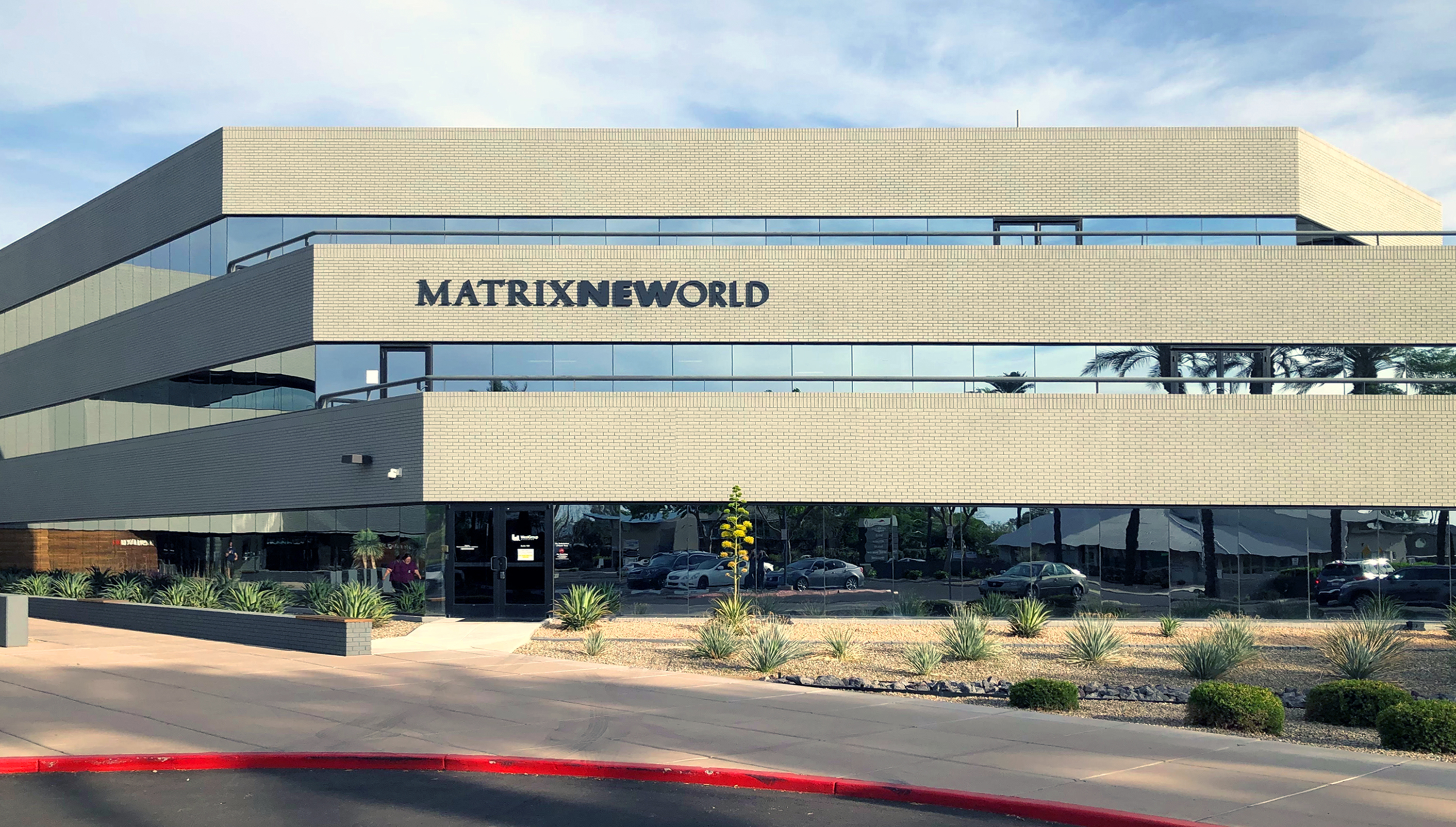 Matrix New World Arizona Office